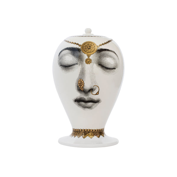 Fornasetti Ltd Edtn Vase Bollywood