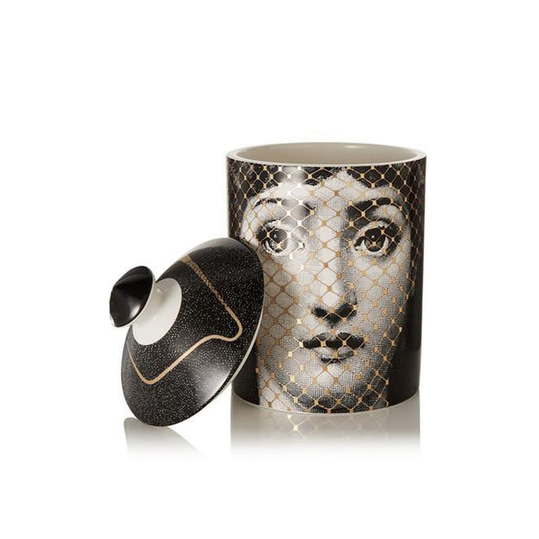Fornasetti - Gold Burlesque Candle