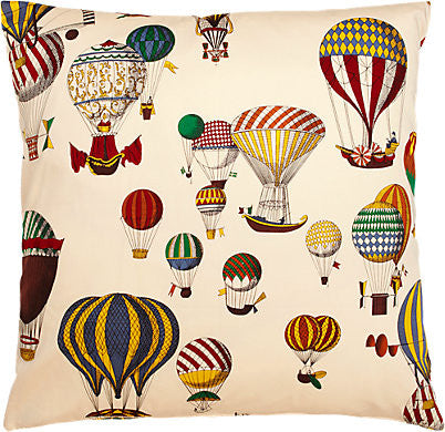 Fornasetti - Balloon pillow colour 60cm