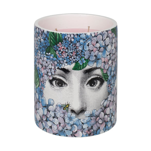 Fornasetti candle - Ortensia (medium)