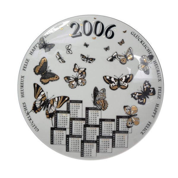 Fornasetti Vintage limited edition plate - 2006
