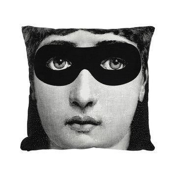 Fornasetti - Burlesque pillow 40cm