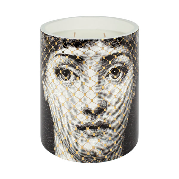 Fornasetti candle - Golden Burlesque (medium)
