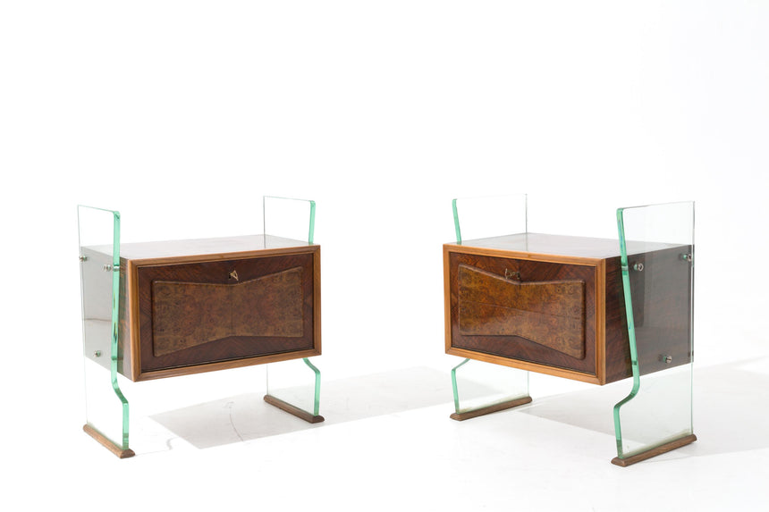 1950s Osvaldo Borsani Book Shelf