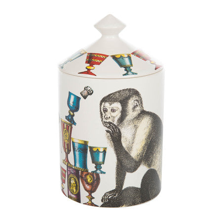 Fornasetti - Scimmie Candle