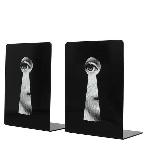 Fornasetti - Serratura bookends