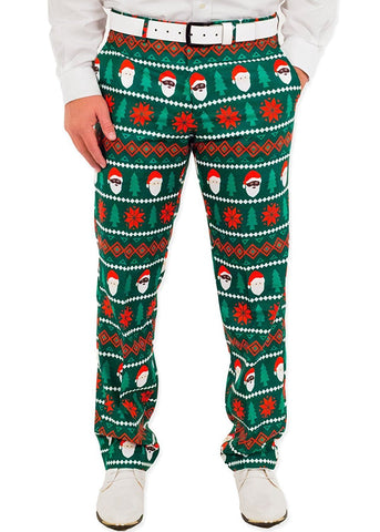 Santa Equality Christmas Suit Pants