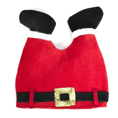 Santa Upside Down Hat