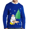 Snowman's Best Frienemy Yellow Snow Sweater