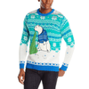Polar Bear in a Sweater Lightup Sweater