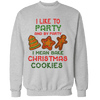 I Like to Party Unisex Sweatshirt