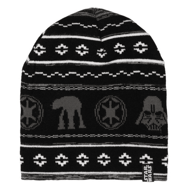 Star Wars Knitted Christmas Beanie Hat Holiday Crush