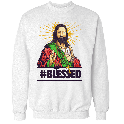 #Blessed V1 Unisex Sweatshirt