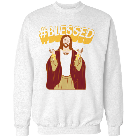 #Blessed V2 Unisex Sweatshirt