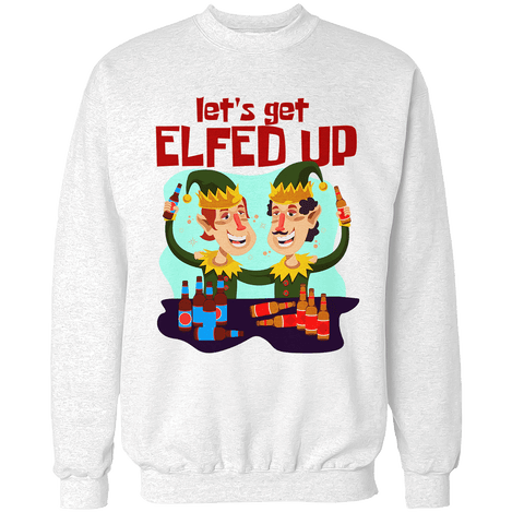 Elfed Up Unisex Sweatshirt