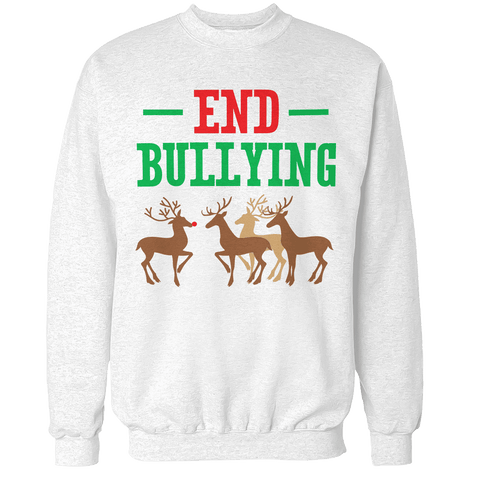 End Bullying Unisex Sweatshirt