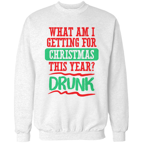 I'm Getting Drunk Unisex Sweatshirt
