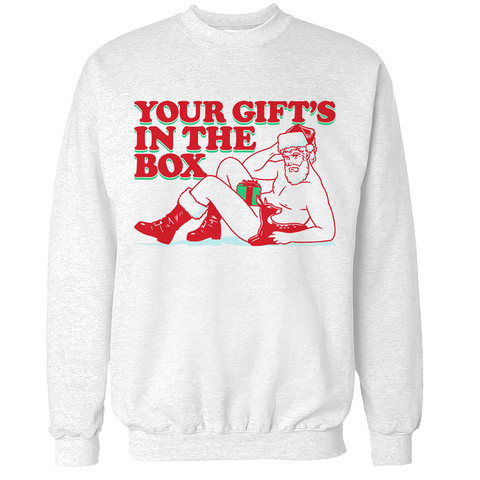 Gift's In the Box Unisex Sweatshirt