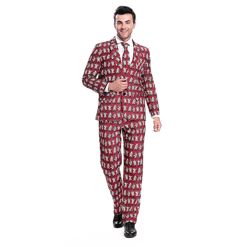Santa's Naughty Pole Dance Christmas Suit