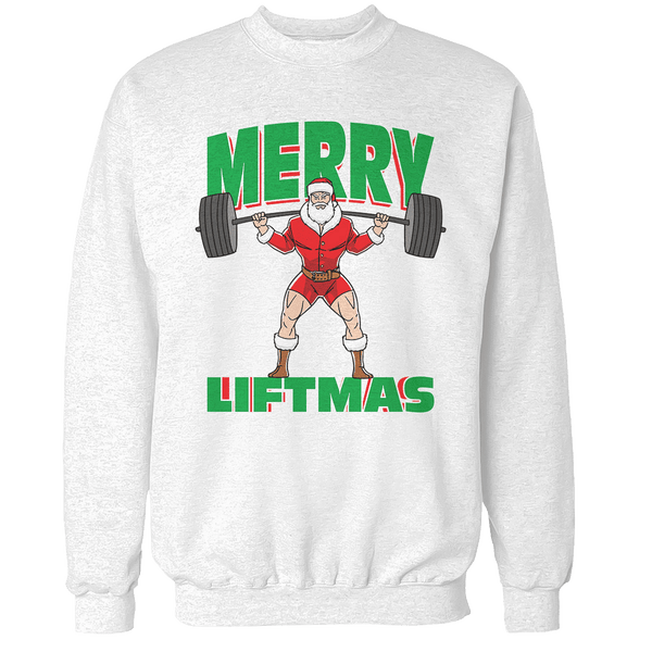 Merry Liftmas Unisex Sweatshirt