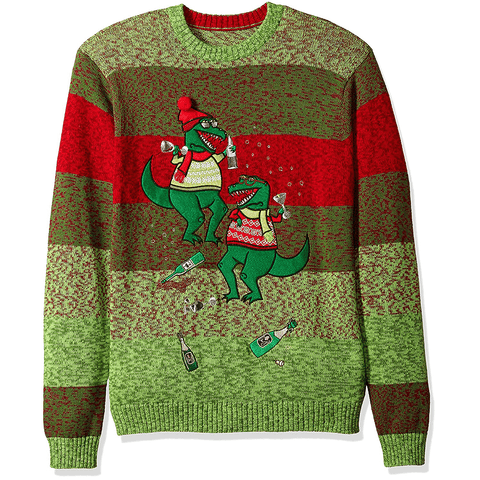 T-Rex Party Animal UNISEX Sweater