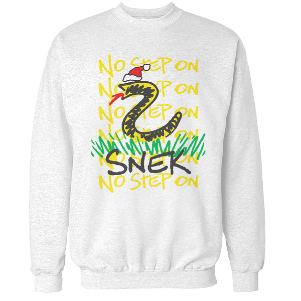 No Step On Snek Unisex Sweatshirt