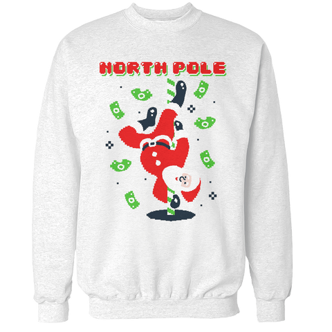 North Pole Unisex Sweatshirt