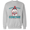 Santa is Coming V2 Unisex Sweatshirt