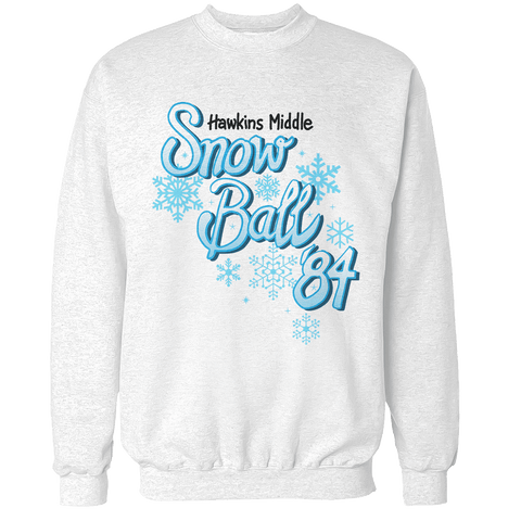 Snow Ball '84 V1 Unisex Sweatshirt