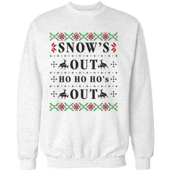 Snows Out Unisex Sweatshirt