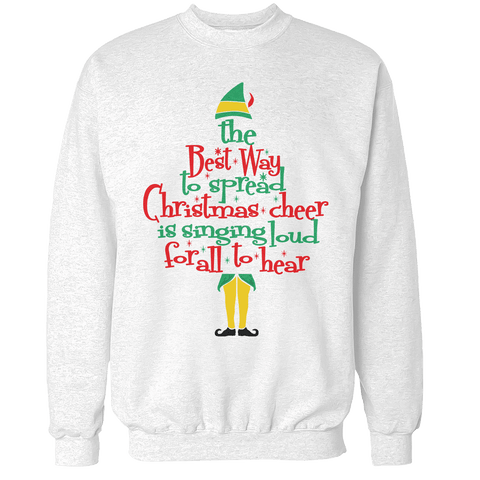Spread Christmas Cheer Unisex Sweatshirt