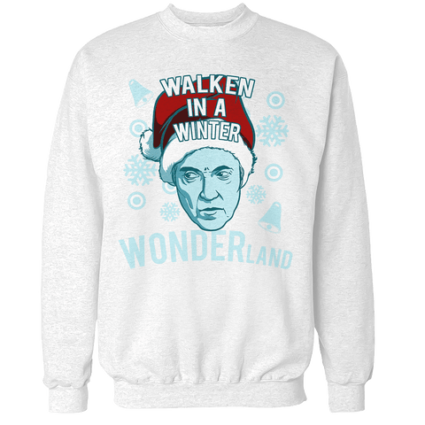 Walken Winterland Unisex Sweatshirt