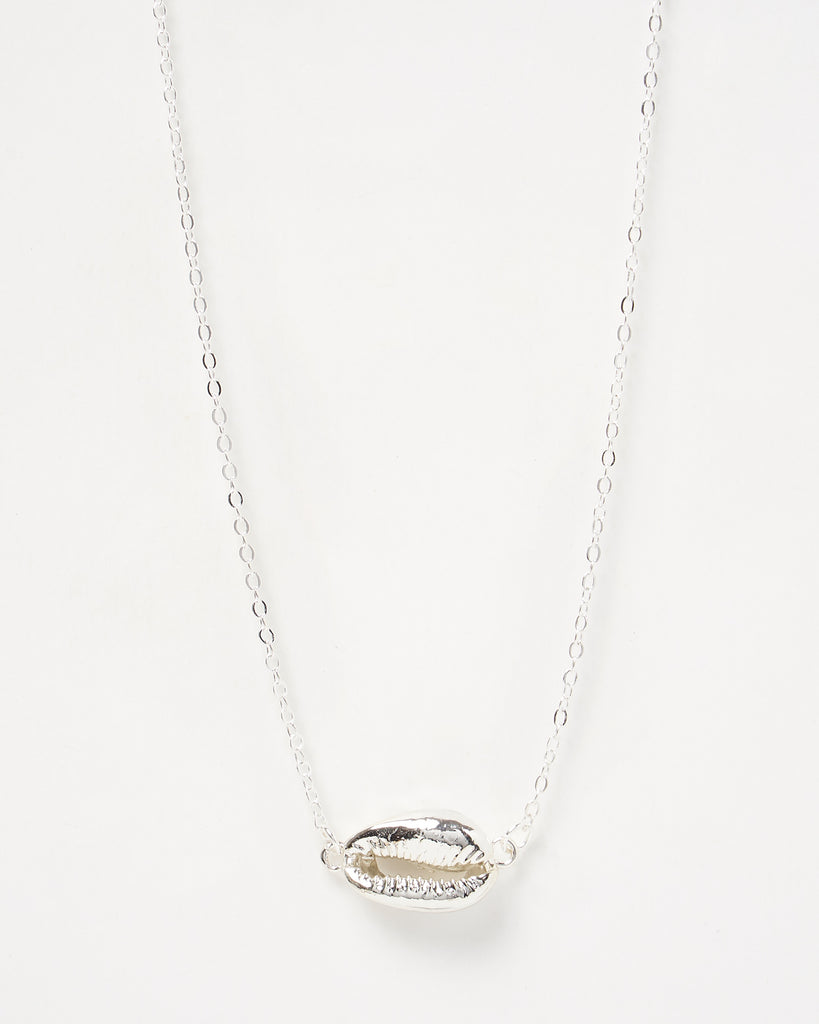 Miz Casa & Co Arue Island Necklace Silver