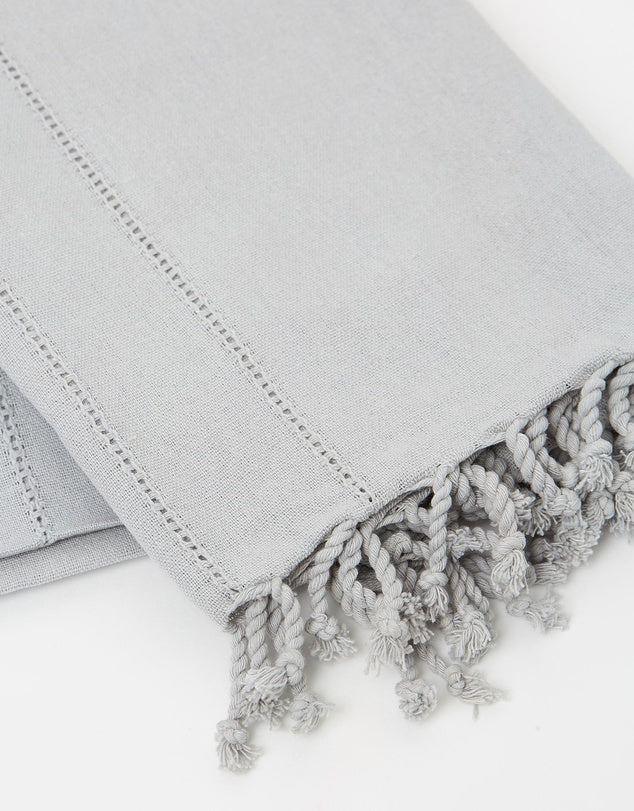 Bondi Turkish Towel Grey