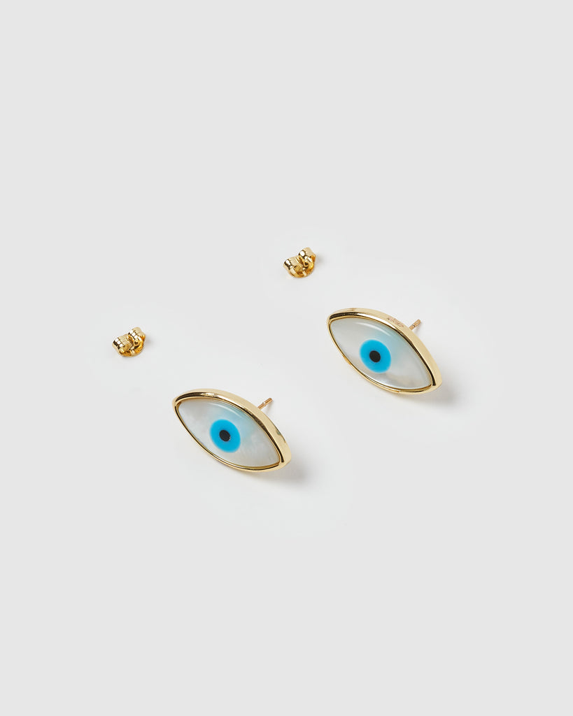 Miz Casa & Co Gazing Stud Earrings