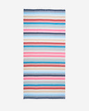 Miz Casa & Co Barbados Turkish Towel Berry