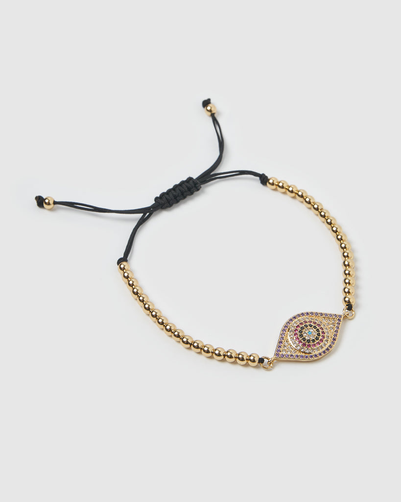 Miz Casa & Co Rana Bracelet Gold