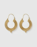 Miz Casa & Co Serendipity Earrings Antique Gold