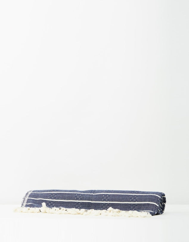 Serento Navy Turkish Towel