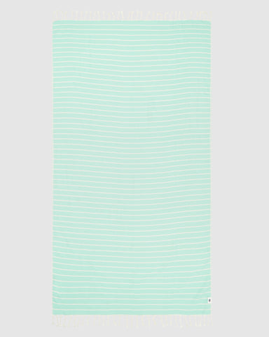 Miz Casa & Co Serento Grey Turkish Towel