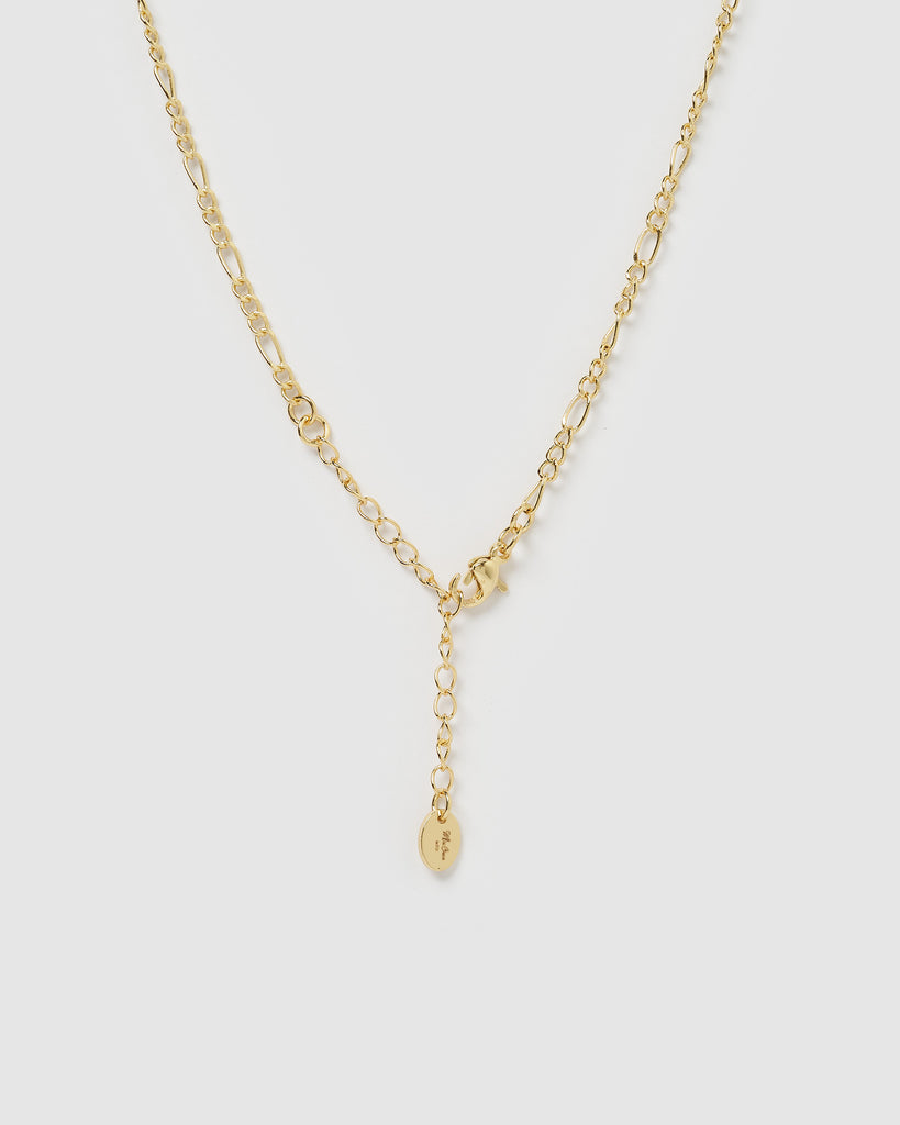 Miz Casa & Co Beaut Necklace Gold