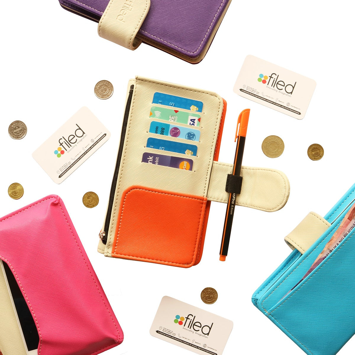 Flite Wallet II - filed