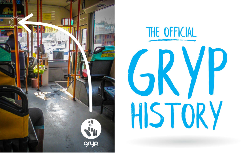 Gryp History Bus Pole Picture