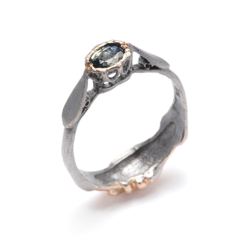Betrothal Ring Rose Gold