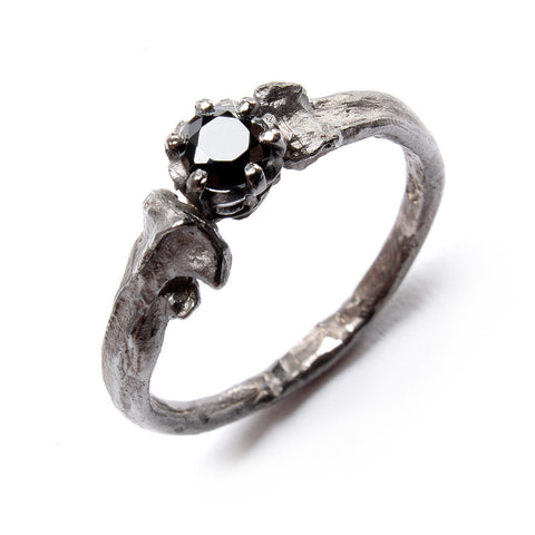 Bone Ring Solitaire