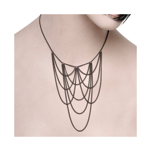Cobweb Necklace 60