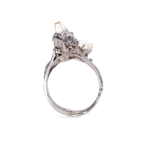 Crystal Tower Ring