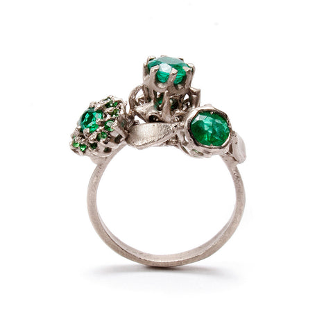 My Three Engagements Ring Emerald City