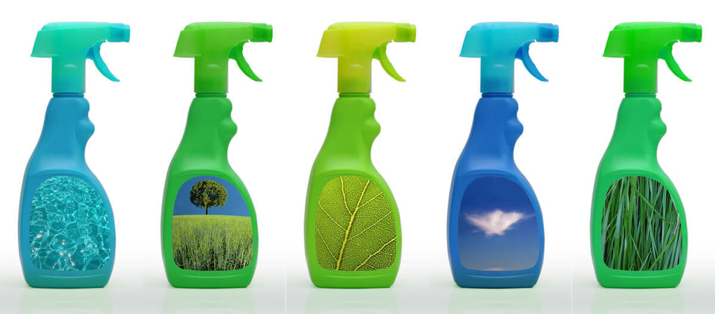 Eco friendly kitchen cleaners