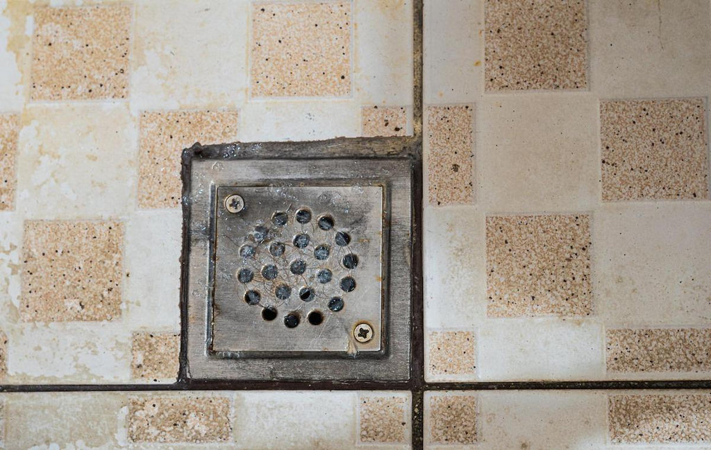 how to unclog a shower drain: hair caught in shower drain